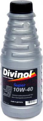 Масло Divinol Super 10W-40 (1л) - общий вид