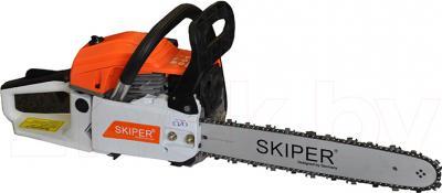 Бензопила цепная Skiper TF4500-B - общий вид