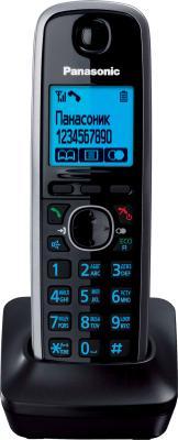 Дополнительная телефонная трубка Panasonic KX-TGA661RUB - общий вид