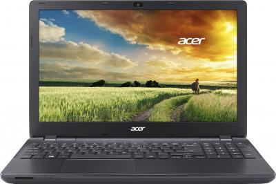 Ноутбук Acer Aspire E5-521G-69X9 (NX.MLGEU.008) - фронтальный вид