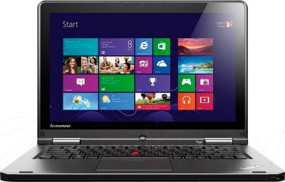 Ноутбук Lenovo ThinkPad S1 Yoga (20CD00A400) - фронтальный вид