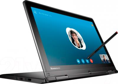 Ноутбук Lenovo ThinkPad S1 Yoga (20CD00A400) - планшетный вид