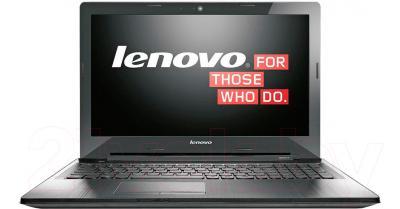 Ноутбук Lenovo Z50-70 (59421896) - фронтальный вид