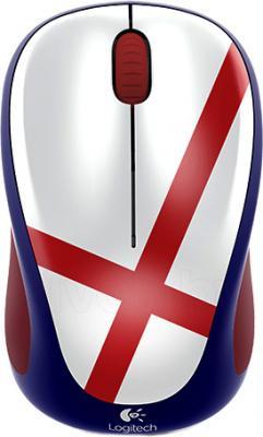 Мышь Logitech M235 England (910-004030) - общий вид
