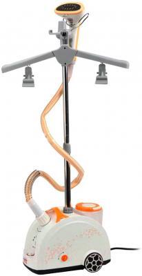 Отпариватель 3A SUPER JET SJ-20DJ-Т (бело-оранжевый) - общий вид