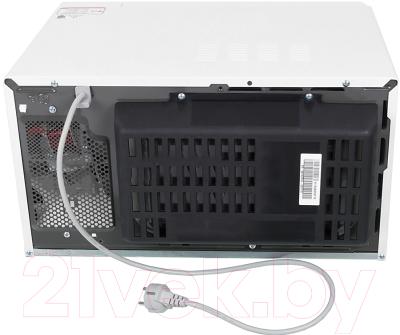 Микроволновая печь LG MH-6353H - вид сзади