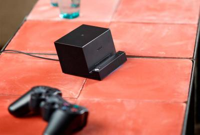 Мультимедийная док-станция Sony BSC10 - общий вид
