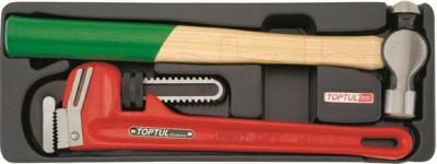 Универсальный набор инструментов Toptul GBAT0201 - общий вид