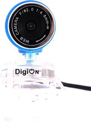 Веб-камера DigiOn PTMS143RHD - общий вид