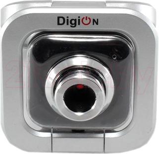 Веб-камера DigiOn PTWEB22 (Black) - общий вид
