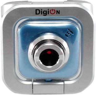 Веб-камера DigiOn PTWEB22 (Blue) - общий вид