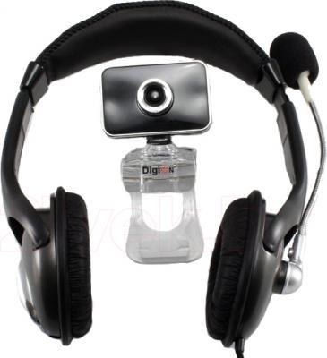 Веб-камера DigiOn PTHS661GBSET - общий вид