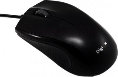 Мышь DigiOn  PTDDLM375BUBL - общий вид