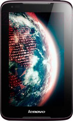 Планшет Lenovo IdeaTab A1000 16GB Black (59374126) - фронтальный вид