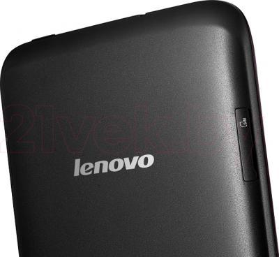 Планшет Lenovo IdeaTab A1000 16GB Black (59374126) - вид сзади