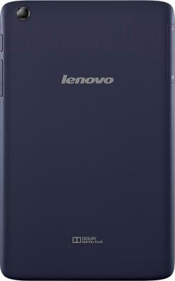 Планшет Lenovo IdeaTab A5500 (16GB, 3G, Dark Blue) - вид сзади