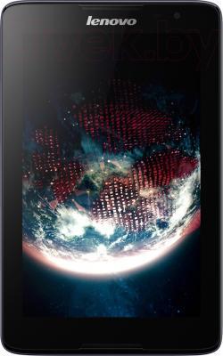 Планшет Lenovo IdeaTab A5500 (16GB, 3G, Dark Blue) - фронтальный вид
