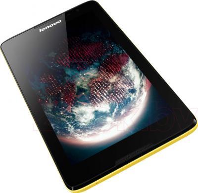 Планшет Lenovo IdeaTab A5500 (16GB, 3G, Yellow) - общий вид