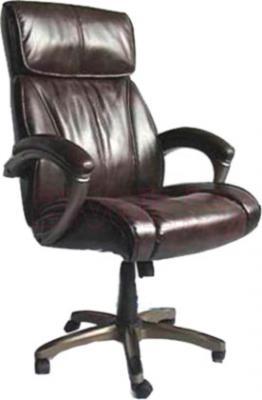 Кресло офисное Деловая обстановка Индиана (коричневый) - общий вид