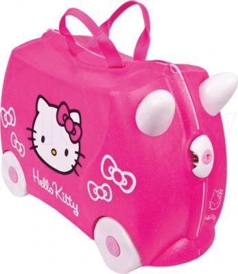 Детский чемодан Trunki Hello Kitty (0131-GB01) - общий вид