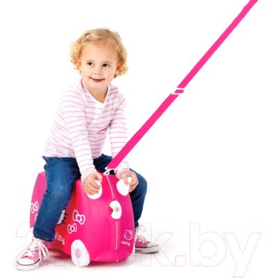 Детский чемодан Trunki Hello Kitty (0131-GB01)