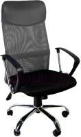 Кресло офисное Деловая обстановка Бета (черный) -