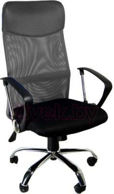 Кресло офисное Деловая обстановка Бета (черный) - реальный цвет модели может немного отличаться