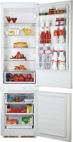 Холодильник с морозильником Hotpoint BCB 33 AA -
