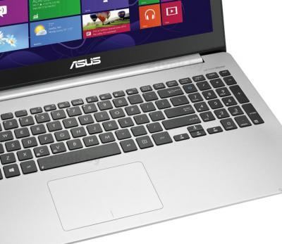 Ноутбук Asus K551LN-XX010D - клавиатура