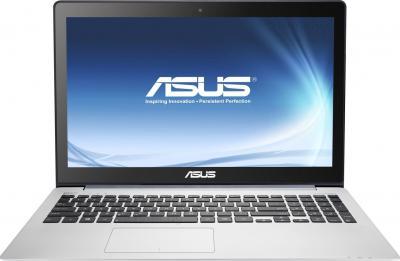 Ноутбук Asus K551LN-XX010D - фронтальный вид