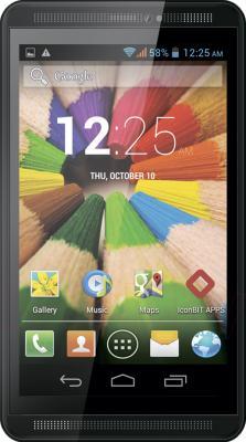Планшет IconBIT NetTab Pocket 3G Slim (NT-3603P) - фронтальный вид