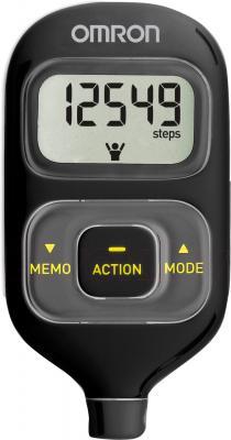Шагомер Omron Walking Style III HJ-203-EK (Black) - общий вид
