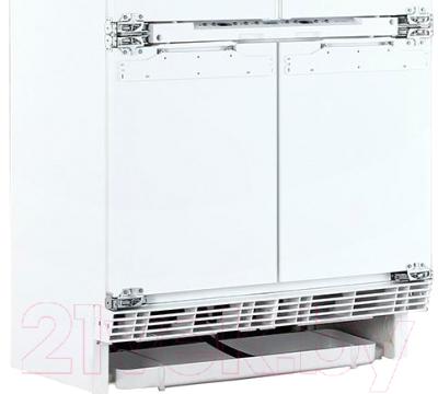 Холодильник с морозильником Zanussi ZBB47460DA