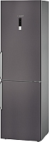 Холодильник с морозильником Bosch KGE39AC20R -