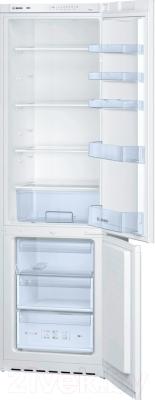 Холодильник с морозильником Bosch KGV39VW14R - общий вид