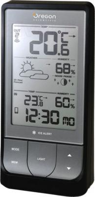 Метеостанция цифровая Oregon Scientific BAR218HG - общий вид