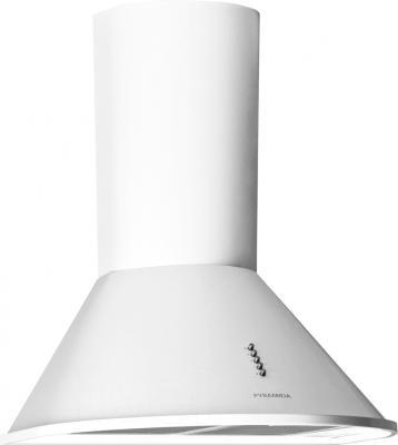 Вытяжка купольная Pyramida BR 60/A (белый) - общий вид