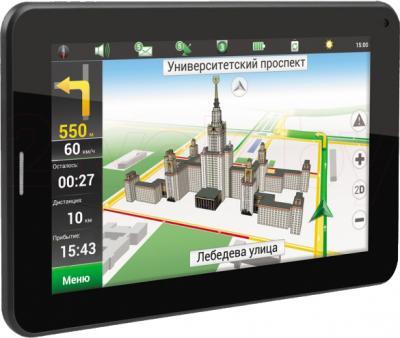 GPS навигатор Prology iMap-7275Tab - общий вид