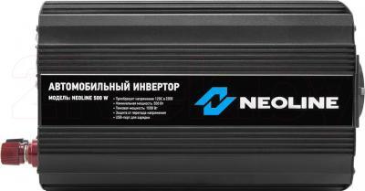 Автомобильный инвертор NeoLine 500W - общий вид