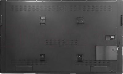 Интерактивная панель Prestigio MultiBoard PMB554H658 (Black) - вид сзади