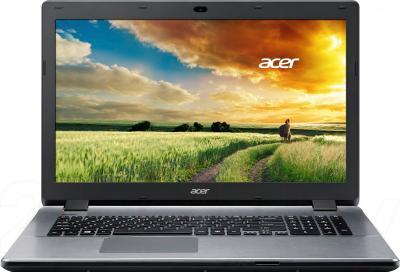 Ноутбук Acer Aspire E5-771G-313J (NX.MNWEU.006) - фронтальный вид