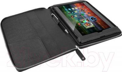 """Чехол для планшета Prestigio Universal 9.7-10.1"""" Black (PTCL0110BK) - в открытом виде"""