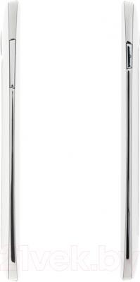 Смартфон Prestigio MultiPhone 5307 Duo (белый) - вид сбоку