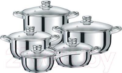 Набор кухонной посуды Tefal A6079054 - общий вид