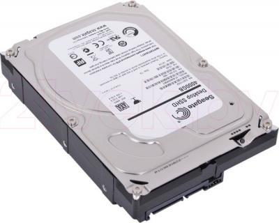 Гибридный жесткий диск Seagate Desktop SSHD 4TB (ST4000DX001) - общий вид