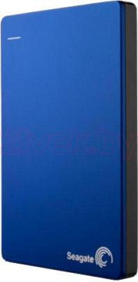 Внешний жесткий диск Seagate Backup Plus Portable Blue 1TB (STDR1000202) - общий вид