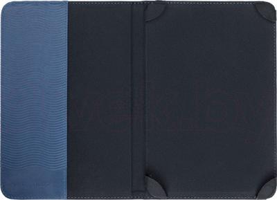 Обложка для электронной книги PocketBook PBPUC-640-BL - в раскрытом виде