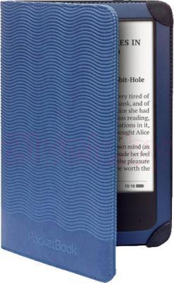 Обложка для электронной книги PocketBook PBPUC-640-BL - общий вид