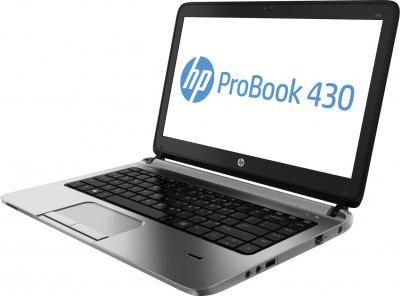 Ноутбук HP 430 (G6W02EA) - общий вид