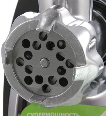 Мясорубка электрическая Polaris PMG 2005 (черный)